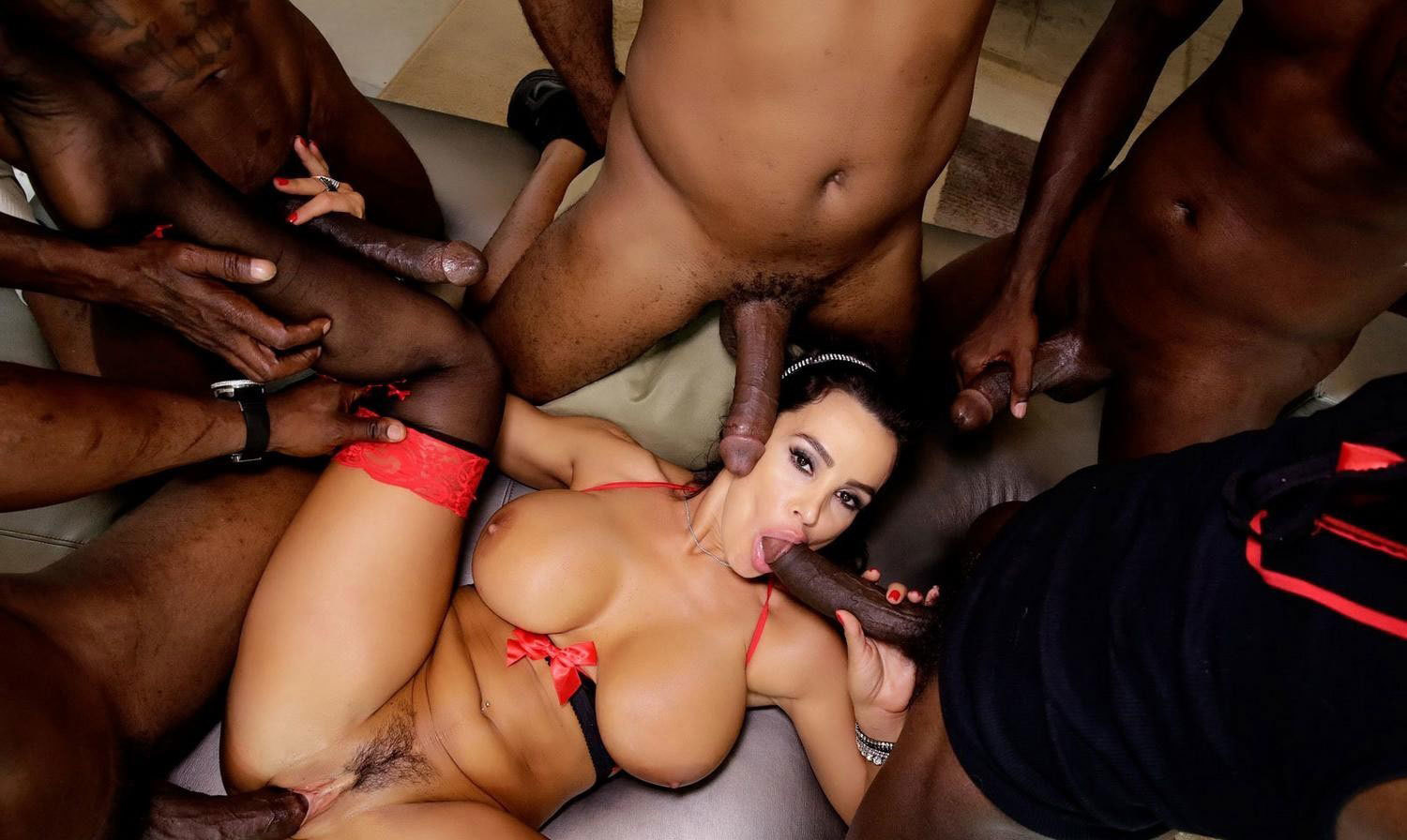 Black gang bang pono free videos #14