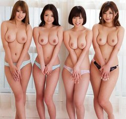 Getting dizzy from these Asian boobs