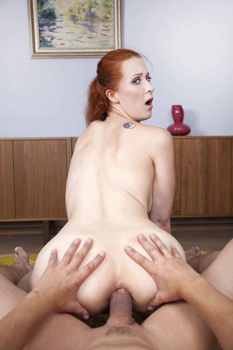 Reverse Cowgirl Anal Asian