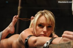Domme Starla Punishes Trisha Uptown