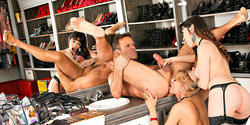 Dirty Wives Club - Anna Bell Peaks and Johnny Castle