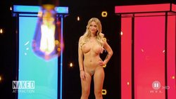 Cathy Lugner fully nude at Naked Attraction