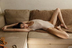Nasty spanish amateur teen with a perfect face