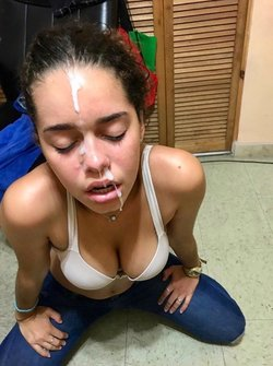Nasty romanian chick has an great boobs