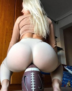 American Football Hottie