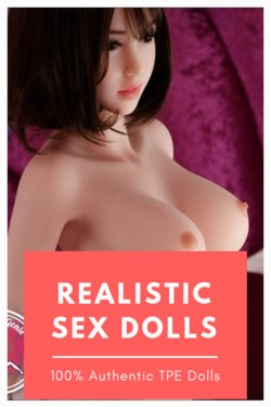 Beautiful Sex Dolls -TPE 100% Authentic