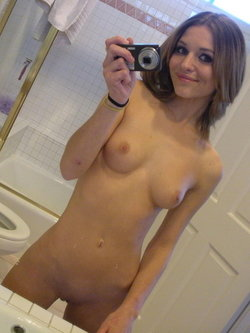 Amateur fine american woman