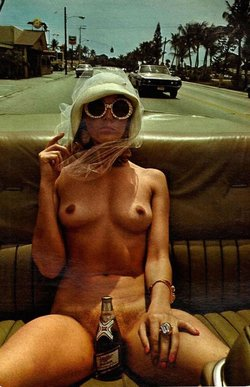 1976 For Playboy.