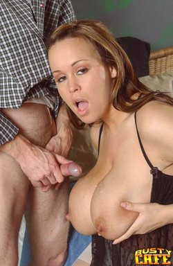 BRANDY BLOWJOB 12