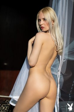 Monica Wasp Nude In Bring to Light Playboy