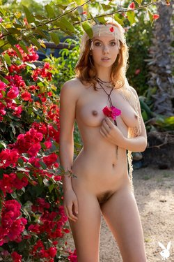 Kayla Coyote Nude In Natural Wonder Playboy Model Gallery