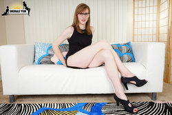 Lianna Lawson is a gorgeous slim tgirl