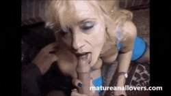 MILF IN SEXY LINGERIE ANAL