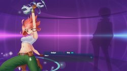 Gadget - Cosmic Shock League (H-Game)