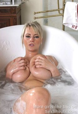 Hot milf with big tits in my tube
