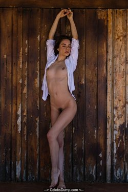 Rebecca Bagnol topless and fully nude